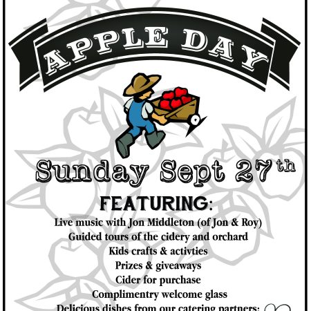 You're Invited to Apple Day 2015 – Sunday, Sept 27!