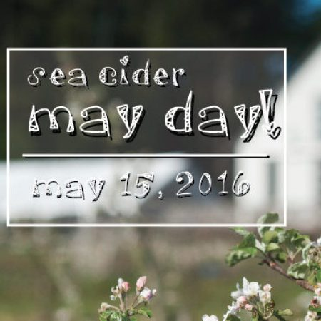 Save the Date: May Day is May 15th at Sea Cider!