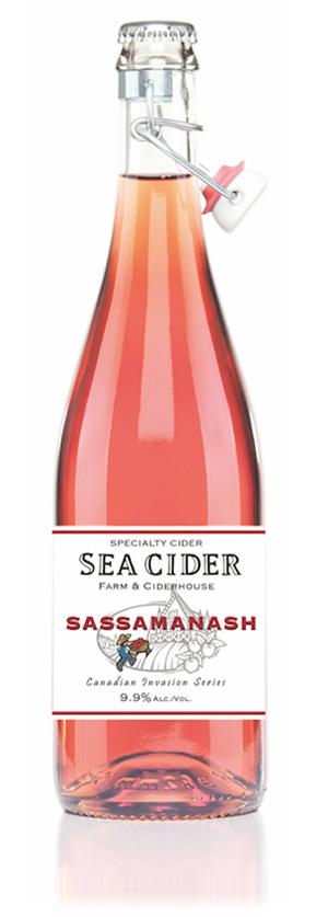 Sea Cider Sassamanash
