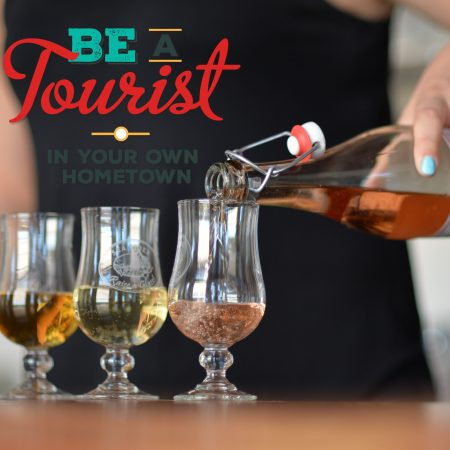 Join us for Be a Tourist In Your Own Hometown 2018
