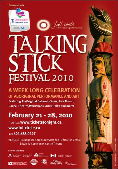 Sea Cider At Talking Stick Festival 2010 Vancouver Feb 21 28