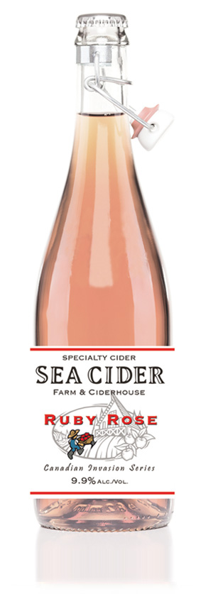 Sea Cider Ruby Rose