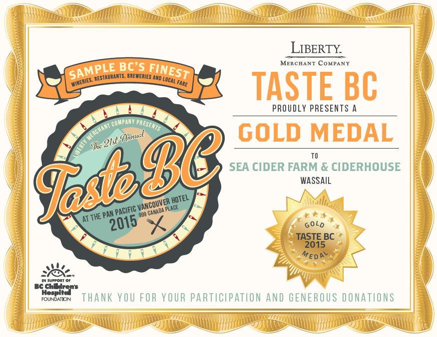 Taste-Gold