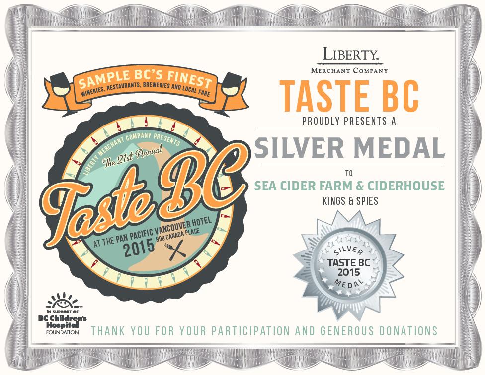 Taste-Silver