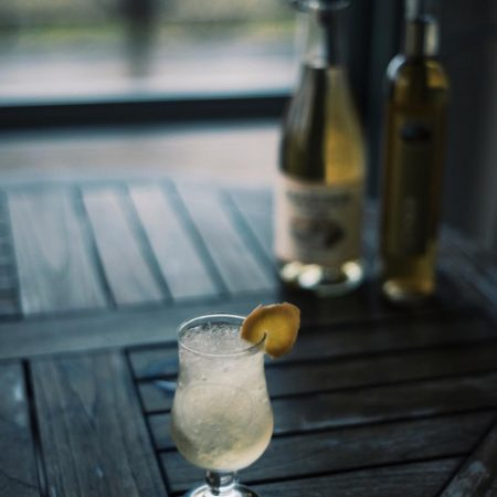 Cocktail Recipe: The Ginger Fizz!