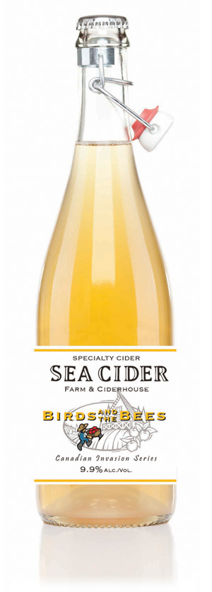 Sea Cider Birds and the Bees