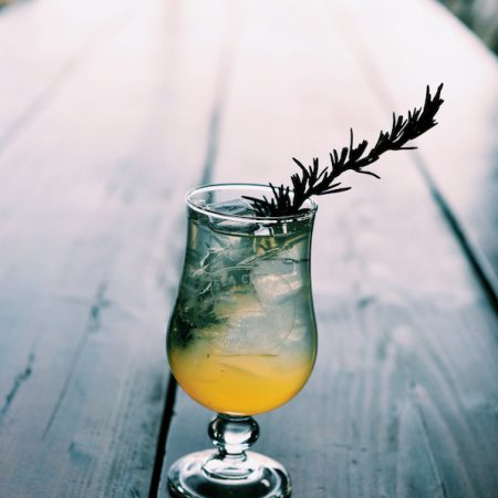January Cocktail Number One – A Winter Walk!