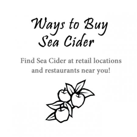 Ways to Buy Sea Cider