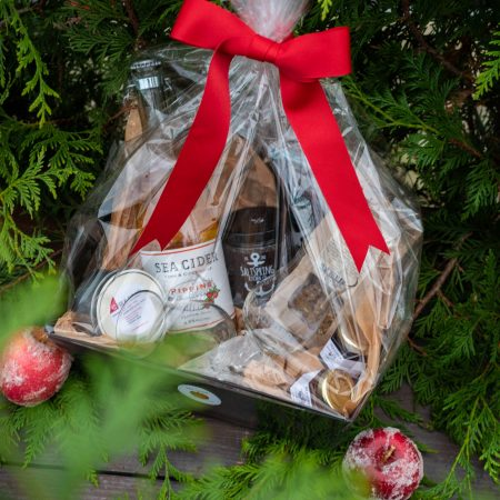 Celebrate with our Holiday Gift Baskets!