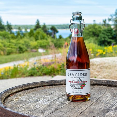 Sea Cider is now available at select BC Liquor Stores!